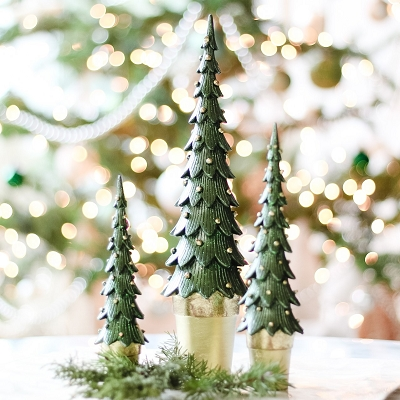 Slim Tannenbaum Tree (Pine Green)